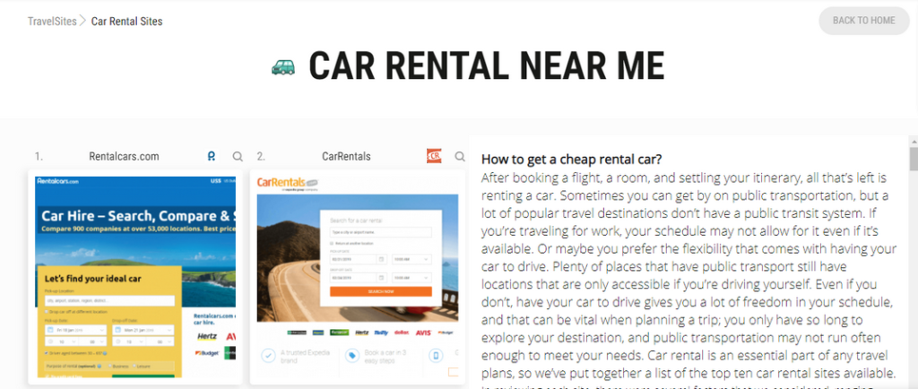 Get Car Rental At Big Discounts